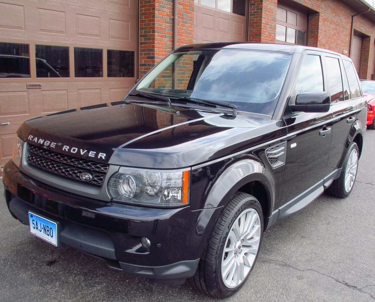 Things To Look For Land Rover Range Rover Sport Je