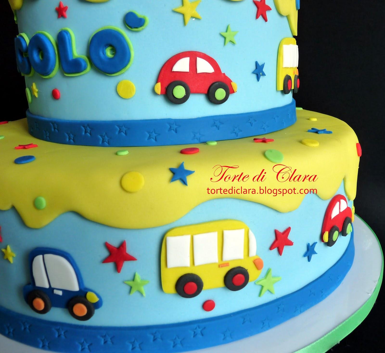 Torte Di Clara Birthday Cake 9