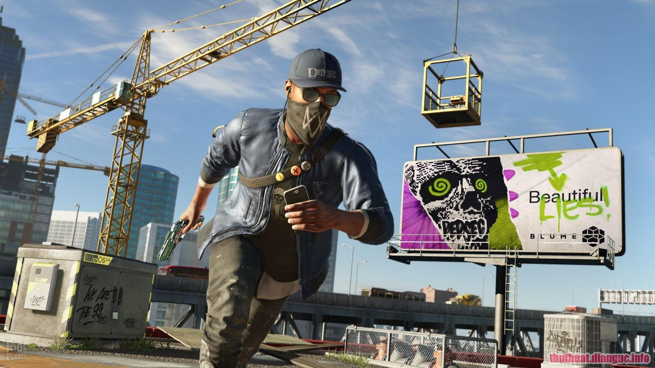 Download Watch Dogs 2 Full Crack Fshare