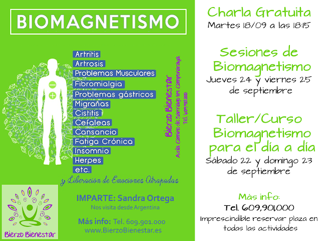 http://www.bierzobienestar.es/p/taller-de-biomagnetismo-en-el-hogar.html