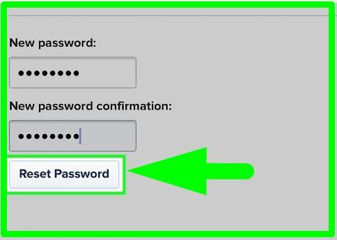 reset my instagram password