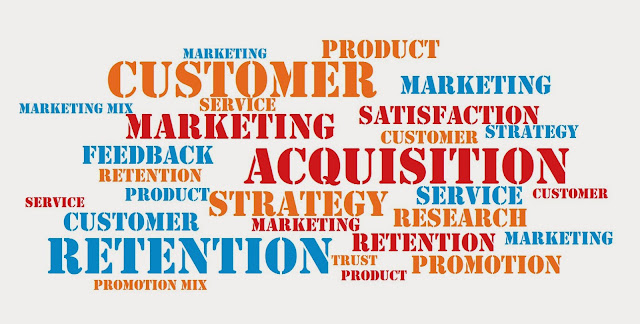 Strategy for customer acquisition & retention through self esteem