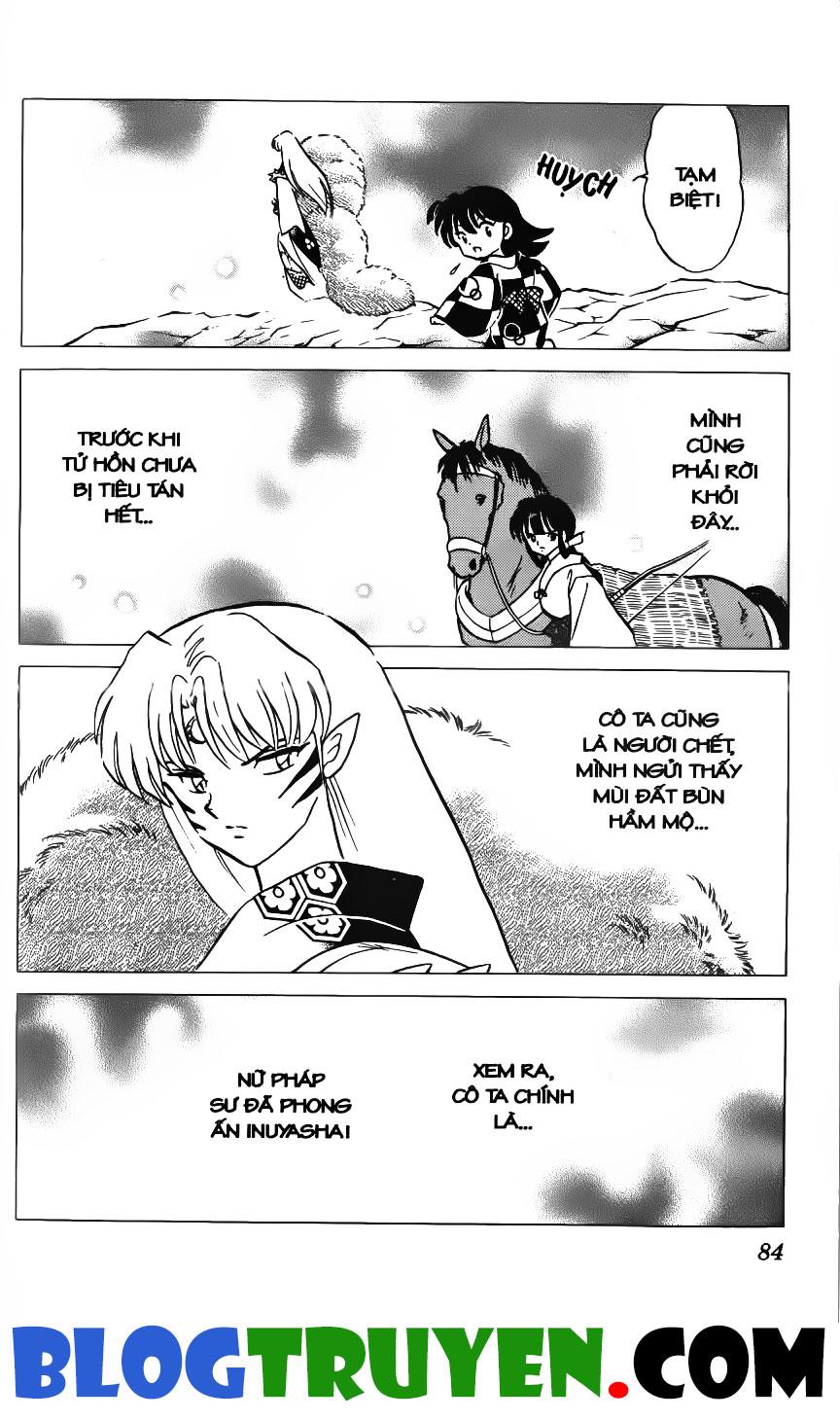 Inuyasha vol 27.5 trang 9