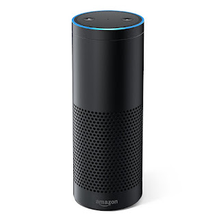 Honestly the lowest Deals, Amazon Echo Dark appearance 119.99 GBP responsive speaker  Plays all your music from Amazon Music, Spotify, TuneIn and more using just your voice