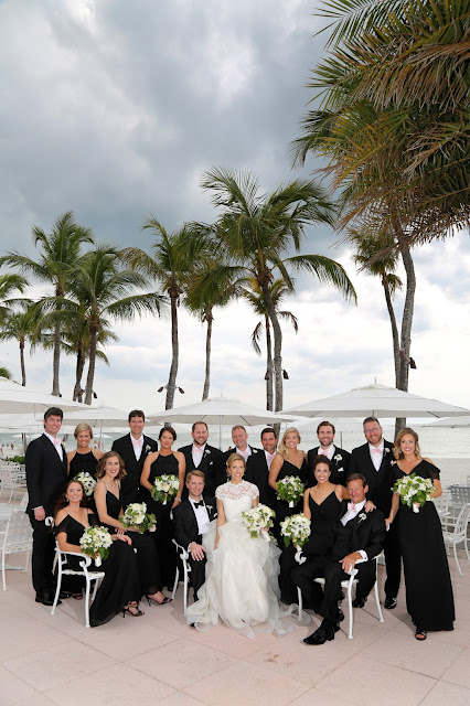 wedding party naples florida