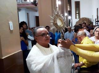 Paróquia de Cuité divulga programação de Corpus Christi