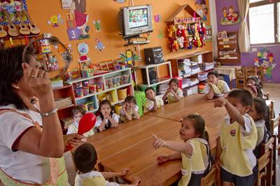 Educación Inicial  podrán acreditar su calidad