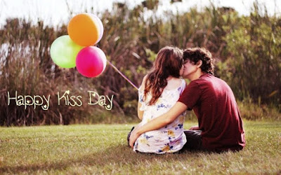 Happy Kiss Day Whatsapp DP 2018