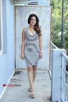 Actress Mi Rathod Spicy Stills in Short Dress at Fashion Designer So Ladies Tailor Press Meet .COM 0029.jpg