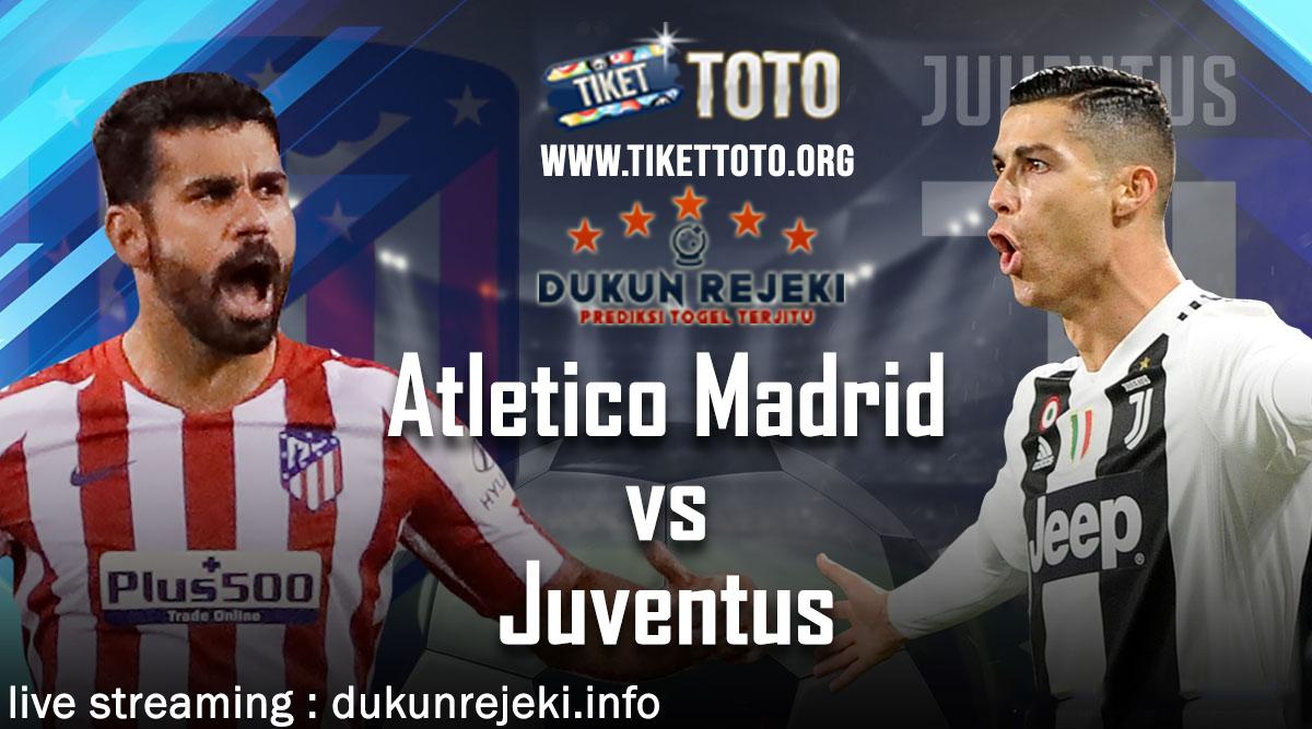 Prediksi UEFA Champions Atletico Madrid Vs Juventus 19 September 2019