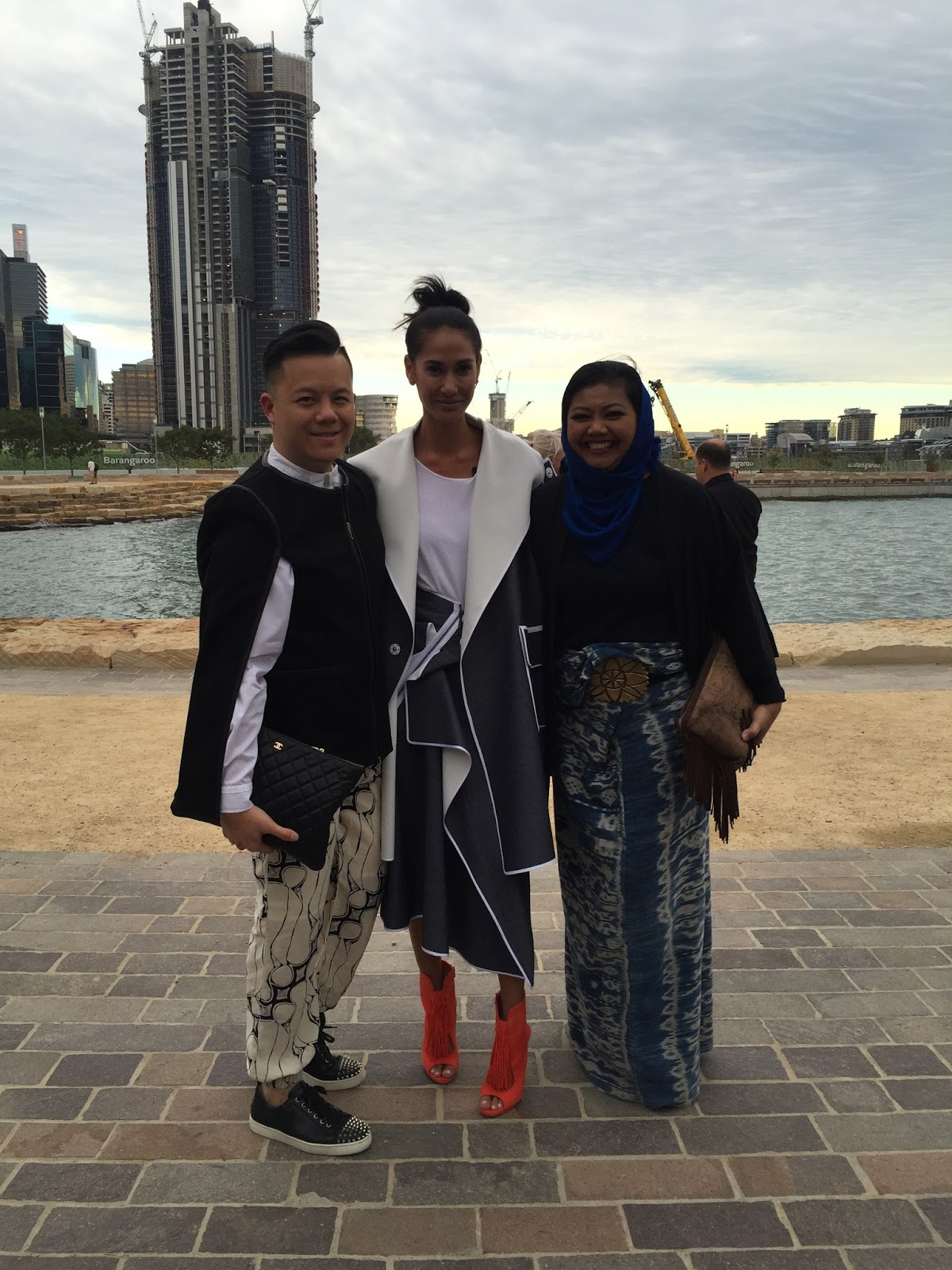 Hello Lindy Klim Ms Klim is a beloved fashion figure in Australian scene