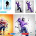 أكشن للفوتوشوب - TypoMix Photoshop Action