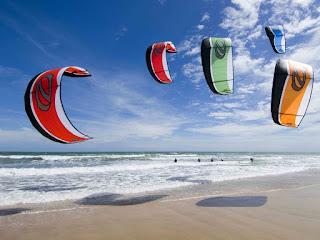 Kitesurf em vitória