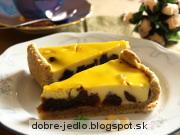 Slivkový koláč s ricottou - recept