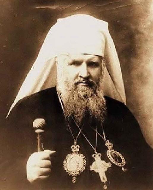O heroico metropolita greco-católico de Lviv, Andrei Sheptytsky, impulsionou o vibrante apelo.