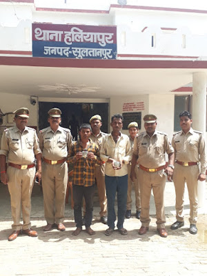 Police Solved Loot Case In 24 Hrs Sultanpur Uttar Pradesh