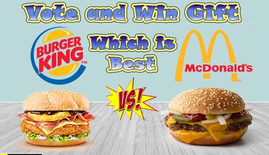 which is the best Burger provider