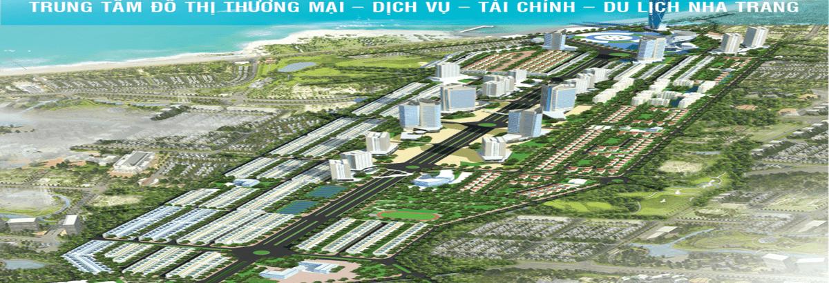 Khu đô thị Piania City Nha Trang