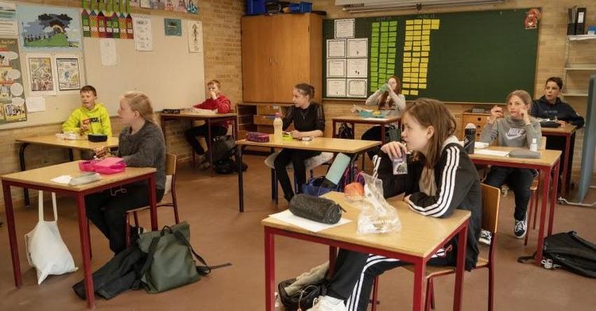 CORONAVIRUS: Holanda empezó reabrir colegios y permitirá a los niños hacer deporte