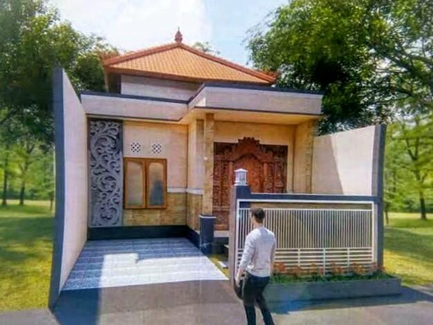 Jenis Desain Pintu Utama Depan Rumah