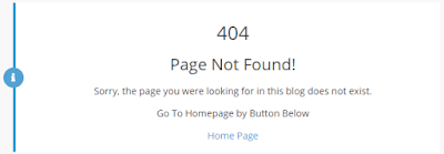 10 New Stylish Custom 404 Error Pages for your Blog