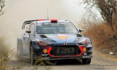 WRC Rally Guanajuato México