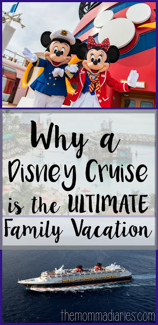 Why a Disney Cruise is the ULTIMATE Family Vacation, Disney Cruise Tips, Disney Cruise Review