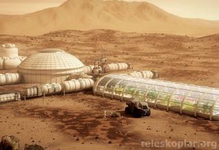 Mars'a yerleşmek
