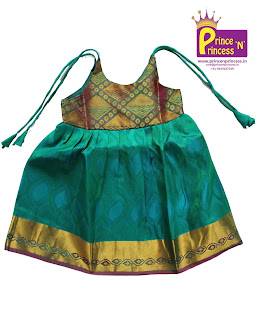pattu langa  pattu pavadai silk frock naming cradle ceremony