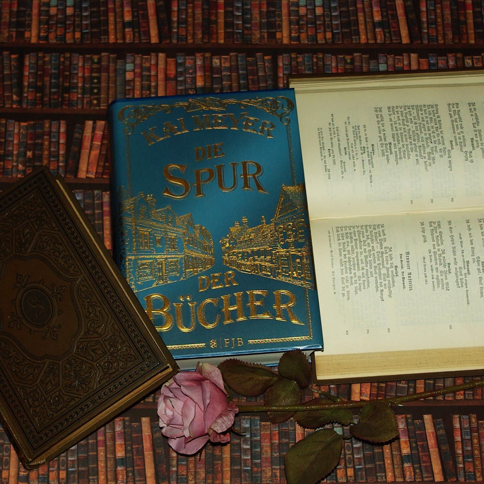Kai Meyer Spur Der Bücher