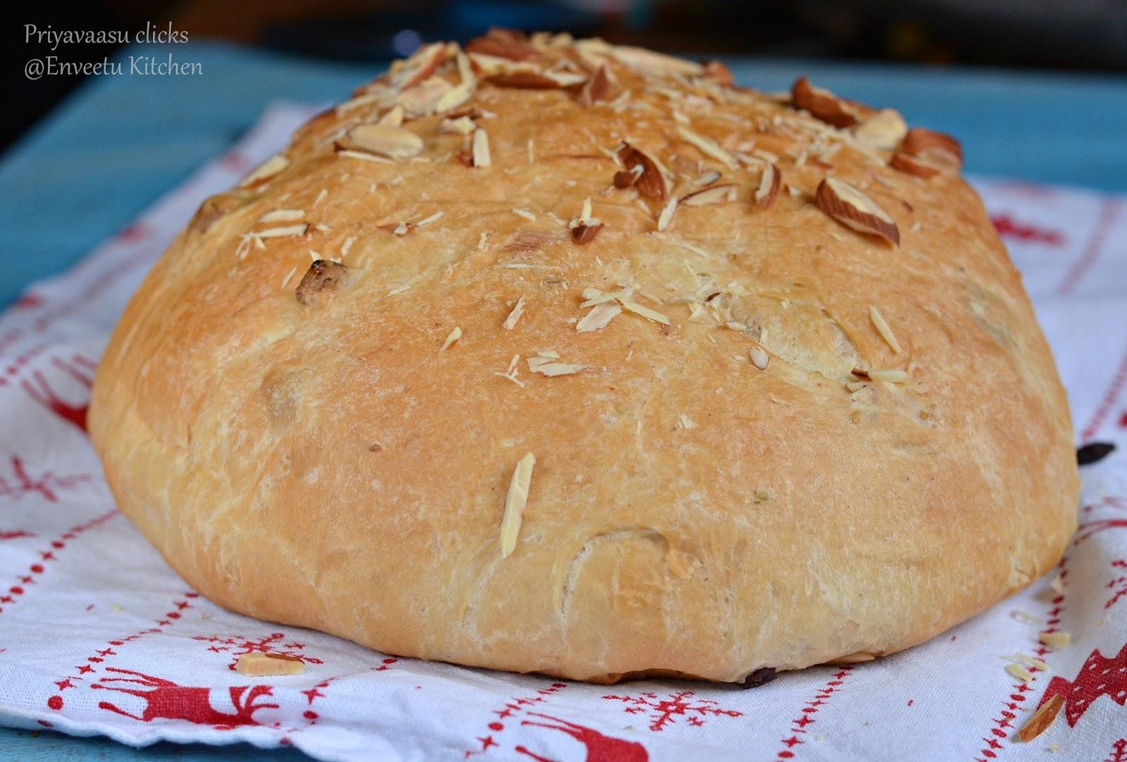 Eggless Julekake/Julekage- Norwegian Christmas Bread ~ I Camp in my ...