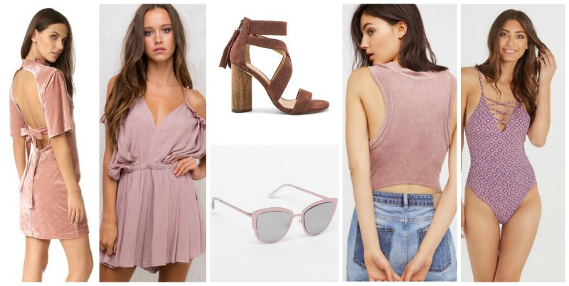 mauve colour trend how to style
