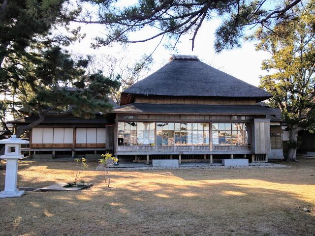 横浜 金沢 野島公園 伊藤博文別邸