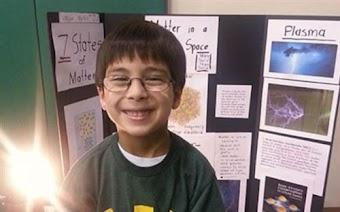 Thần đồng 9 tuổi Chứng minh sự hiện hữu của Thiên Chúa