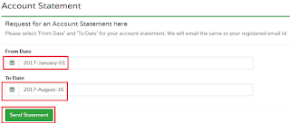 PPFAS Mutual Fund Account Statement