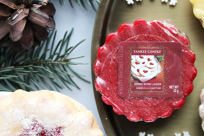 yankee candle merry berry linzer