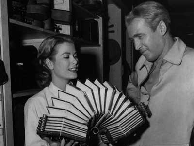 Grace Kelly Jimmy Stewart