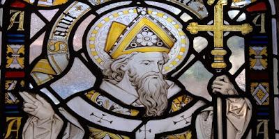 imagem de Santo Agostinho de Hipona