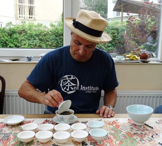 Tea Masters: Prag, 1st Oolong Brewing Workshop (without pitcher)