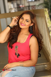 Tollywood Actress Ashwini Latest Stills in Ripped Jeans  0155.JPG