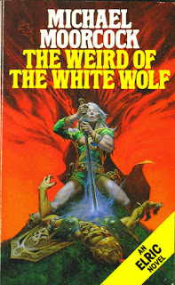 elric the weird of the white wolf Michael Moorcock