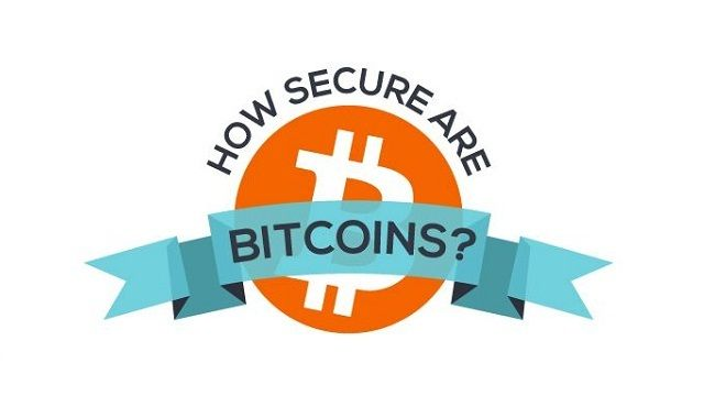 Image: How Secure are Bitcoins? #infographic