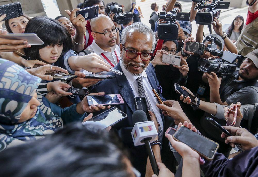 Peguam Najib