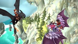 Dragons Dawn of New Riders PS Vita Wallpaper