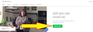 Cara Mudah Daftar Google Adsense Untuk Blog dan Websbite - tutorial.bloklimasatu.com