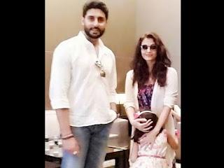 Aaradhya Bachchan and Aishwarya Rai Dubai holiday
