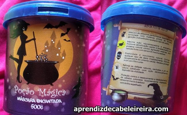 Máscara Poção Mágica Probelle - Resenha
