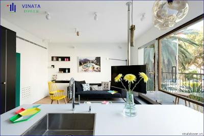 Thiệt kế căn hộ đẳng cấp tại Vinata Tower