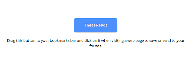 TheseReads settings: How to increase your blog traffic and pageviews using TheseReads from And Next Comes L