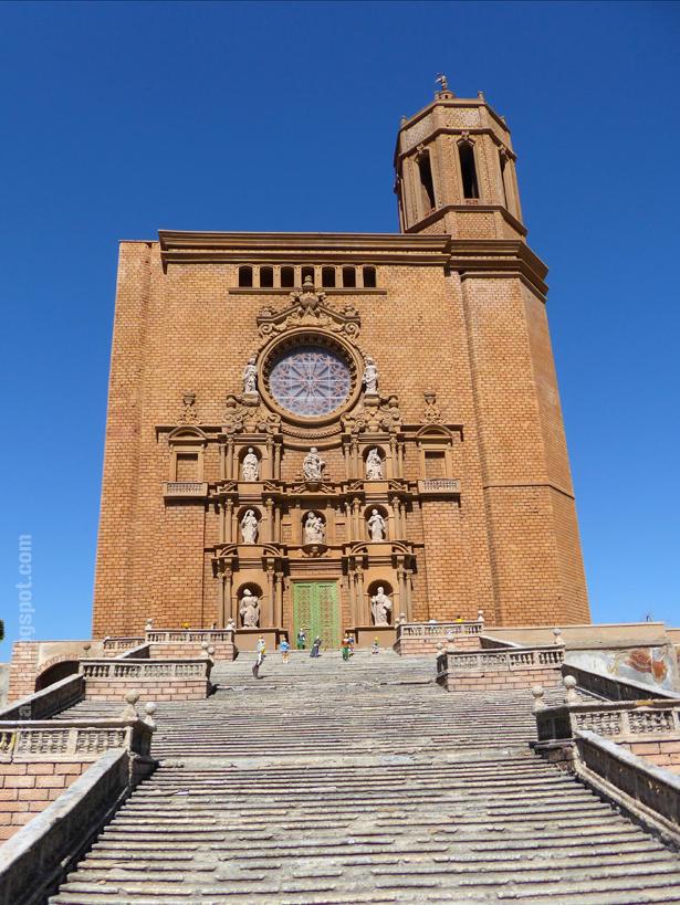 Catedral de Santa María de Girona - Girona Cataluña en Miniatura - Catalonia Miniature
